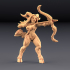 Satyr Ladies - 3 Units (AMAZONS! Kickstarter) image