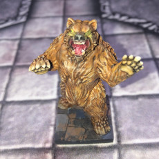 Picture of print of Giant Bears - 3 Units (AMAZONS! Kickstarter)