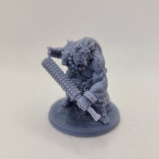 Picture of print of Oni