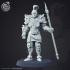 Mounted Warrior image