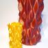 Lumpy bumpy vase image