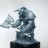 Minotaur Clan Heroes - 3 modular miniatures + 1 FREE exclusive miniature image