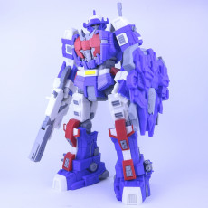 ARTICULATED SPACE DEFENDER - NO SUPPORTS