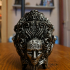 Ornate pen holder 3 image