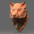 Wolf Bust image