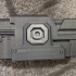 Mandalorian Rifle - Stock Recut, Pew-Pew End for smaller bed, & Frame2 Fix image