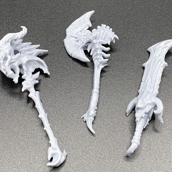Fantasy weapon pack #1