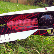 Sci-Fi Revolver / Blaster