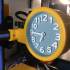 Timelapse Clock Holder for Geeetech A10 image