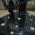 3D Printer bed levelling test image