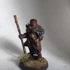 Hobgoblin Wizard
