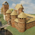 Round Castle Towers image