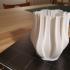 Snow vase image