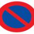 Panneau stationnement interdit image