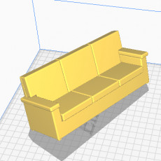 Canape playmobil