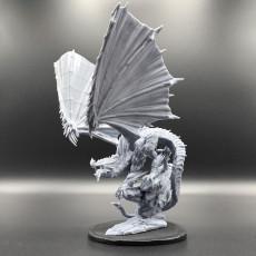 Crystal Dragon pose #2