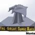 Great Space Race - Manta Ship image