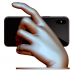 Phone holder stand charger mount for any brand of smartphones image