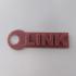 Link keychain image