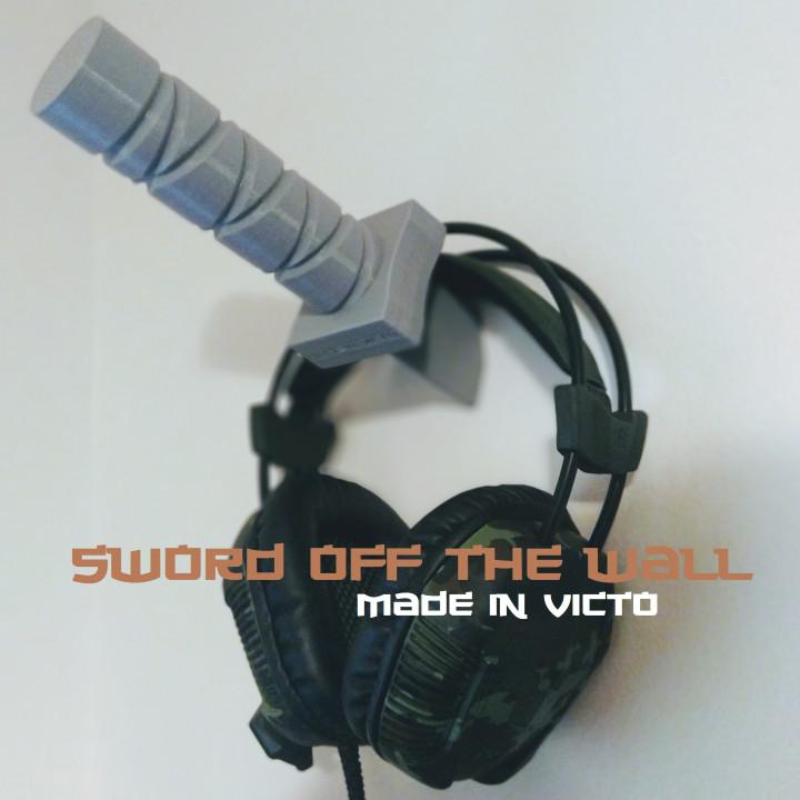 SwordOffTheWall