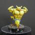 Ultra swole Pikachu print image