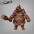 Pig Ogre - Spiked Club image