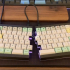 Shayla KB - 75% split mechanical keyboard case image