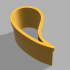 paisley cookie cutter image