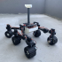 MARS Rover (Radio Controlled) image