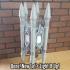 GOTHIC 6x LITHOPHANE LAMP SHADE 1 image