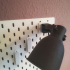 Ikea hektar mounting plate for skadis image