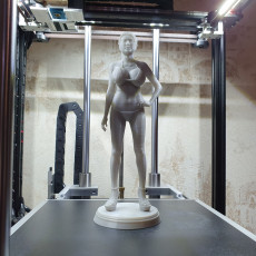 Picture of print of SexyCyborg: NEW bikini body scan (2020)