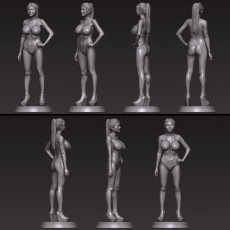Sexy Cyborg: NEW body scan (for charity!)