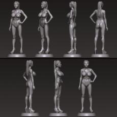 SexyCyborg: NEW bikini body scan (2020)
