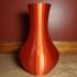 Bez Strip Vase image