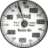Fuel gauge for Fokker Dr1 / DRI image