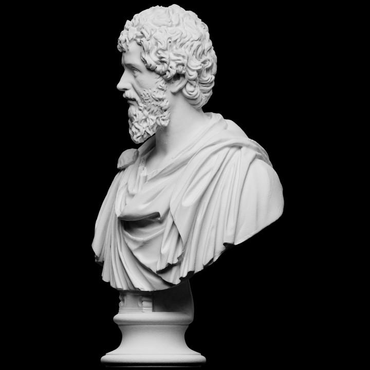 Portrait of Septimius Severus