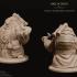 Tortle Sorcerer Variant Miniature image