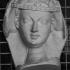 Head of an unwise Virgin image