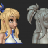 Lucy Heartfilia Bust image