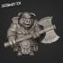 Pig Man - Axe Pig image