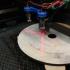 Laser engraver crosshair locator image