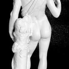 Picture of print of Bacchus