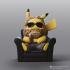 Pikachu X Thor (Pokemon/Thor) image