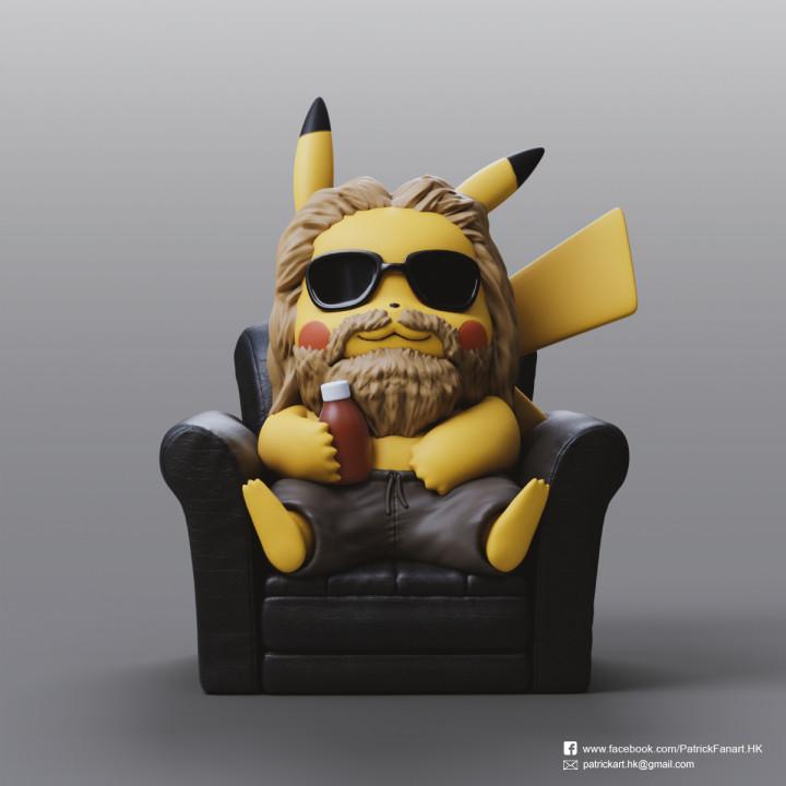 Pikachu X Thor (Pokemon/Thor)
