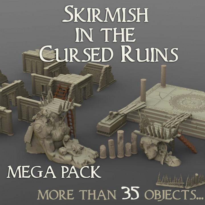 Squirmish In The Cursed Ruins