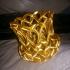 basket gold image