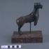 Figure of an Animal (Panther/Leopard) image