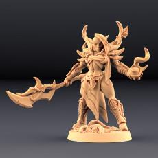 Endelshar Oakrage - Deepwood Alfar Hero