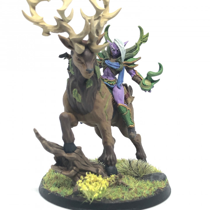 Endelshar on the Forest King